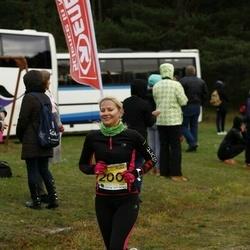 43. Saaremaa kolme päeva jooks - Liisi Viljalo (200)