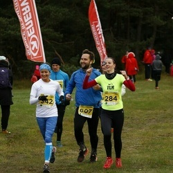 43. Saaremaa kolme päeva jooks - Kristel Kull (284), Annela Orav (342), Renee Kilk (607)