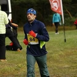 43. Saaremaa kolme päeva jooks - Raul Kern (84)
