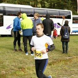 43. Saaremaa kolme päeva jooks - Taavi Voojärv (705)