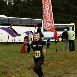43. Saaremaa kolme päeva jooks - Annika Veisson (223)