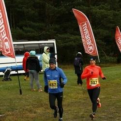 43. Saaremaa kolme päeva jooks - Kuido Rooba (437), Kai Saar (537)