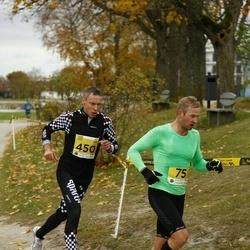 43. Saaremaa kolme päeva jooks - Kait Vahter (75), Raul Olle (450)