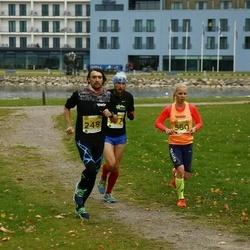 43. Saaremaa kolme päeva jooks - Ahto Tatter (248), Evelin Talts (560), Kain Väljaots (777)