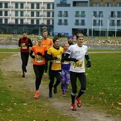 43. Saaremaa kolme päeva jooks - Marko Teder (198), Minna Kuslap (302)