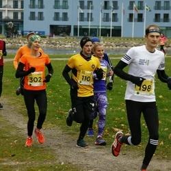 43. Saaremaa kolme päeva jooks - Toomas Kiis (110), Minna Kuslap (302)