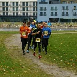 43. Saaremaa kolme päeva jooks - Melvin Sinirand (96), Martin Veisman (414), Kevin Ervald (658)