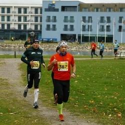 43. Saaremaa kolme päeva jooks - Mart Kajari (212), Margus Parts (387)