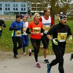 43. Saaremaa kolme päeva jooks - Mari Sauga (392), Priit Lopsik (799)