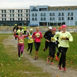 43. Saaremaa kolme päeva jooks - Dagmar Vlassov (351), Jane Saluorg (380)