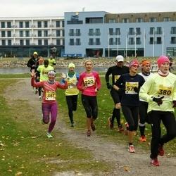 43. Saaremaa kolme päeva jooks - Triin Peterson (220), Dagmar Vlassov (351), Jane Saluorg (380)