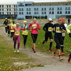 43. Saaremaa kolme päeva jooks - Triin Peterson (220), Dagmar Vlassov (351), Terhi Halonen (572)
