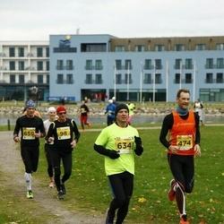 43. Saaremaa kolme päeva jooks - Kristjan Värton (474), Janek Mõndresku (634)