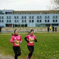 43. Saaremaa kolme päeva jooks - Elizabeth Truve (381), Kätlin Vau (601)