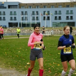 43. Saaremaa kolme päeva jooks - Triinu Vister (357)