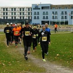 43. Saaremaa kolme päeva jooks - Tanel Veeleid (183), Taavi Varb (581)
