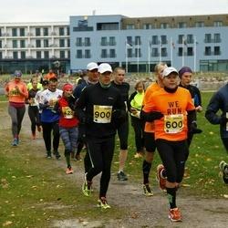 43. Saaremaa kolme päeva jooks - Andres Klettenberg (600), Raido Valdmaa (800), Mart Salusaar (900)