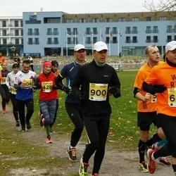 43. Saaremaa kolme päeva jooks - Andres Klettenberg (600), Mart Salusaar (900)