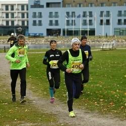 43. Saaremaa kolme päeva jooks - Juhan Telling (400), Tiit Truumees (613)