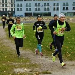 43. Saaremaa kolme päeva jooks - Annely Saar (225), Juhan Telling (400), Tiit Truumees (613)