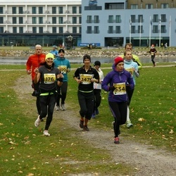43. Saaremaa kolme päeva jooks - Marju Jürgens (176), Triin Paju (534)