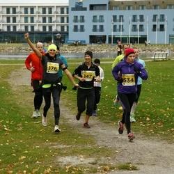 43. Saaremaa kolme päeva jooks - Katrin Peterkopf (147), Marju Jürgens (176), Triin Paju (534)