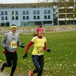 43. Saaremaa kolme päeva jooks - Ave Toomingas (473), Marts Kalnins (651)