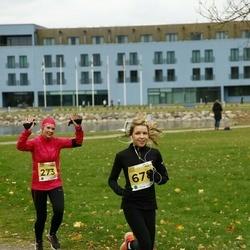 43. Saaremaa kolme päeva jooks - Britta Panker (273), Kätlin Tammesoo (678)