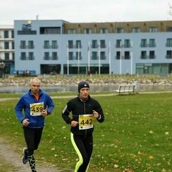 43. Saaremaa kolme päeva jooks - Ermo Ehandi (439), Liisi Nelis (442)
