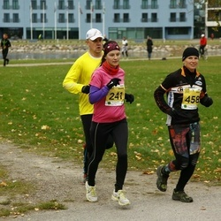 43. Saaremaa kolme päeva jooks - Monika Vehlmann (241), Kärt Käärst (458)