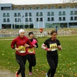 43. Saaremaa kolme päeva jooks - Kaisa Rooba (82), Evelin Kuris (533)