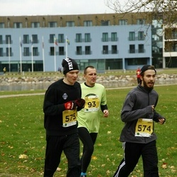 43. Saaremaa kolme päeva jooks - Eetu Nurkka (574), Veikko Haimila (575)