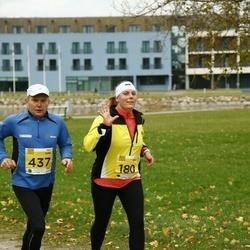 43. Saaremaa kolme päeva jooks - Raili Rooba (180), Kuido Rooba (437)