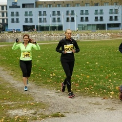 43. Saaremaa kolme päeva jooks - Heli Eerik (148), Kätlin Kilp (602)