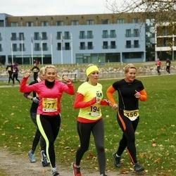 43. Saaremaa kolme päeva jooks - Renna Järvalt (177), Age Jakobson (194), Erika Jürgenson (356)