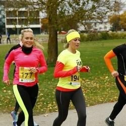 43. Saaremaa kolme päeva jooks - Renna Järvalt (177), Age Jakobson (194)