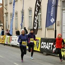 43. Saaremaa kolme päeva jooks - Airi Sokk-Kaha (47), Eike Sild-Neeme (532)