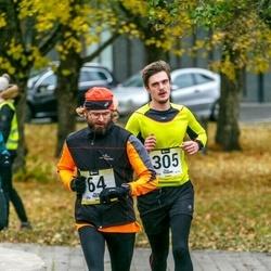 Pärnu Rannajooks - Jaanus Erm (64), Taavi Libe (305)