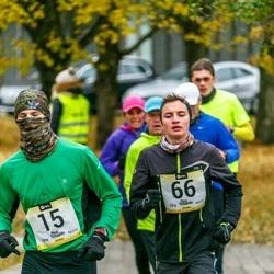 Pärnu Rannajooks - Kris Gregor Edo (15), Marlon Tamme (66)
