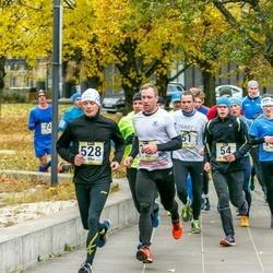 Pärnu Rannajooks - Arno Bester (54), Raivo Raudsepp (528)