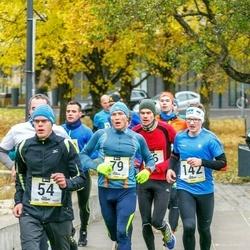 Pärnu Rannajooks - Arno Bester (54), Uno Alliku (79), Ranno Sutt (142)