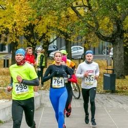 Pärnu Rannajooks - Ahti Nuga (298), Ander Koppel (762), Liina Silluste (764)