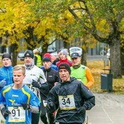Pärnu Rannajooks - Aleksandr Zurbi (34), Herman Pärn (91)