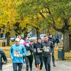Pärnu Rannajooks - Aare Kesamaa (174), Tarmo Välba (734)
