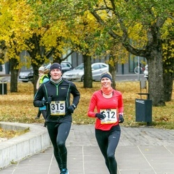Pärnu Rannajooks - Üllar Gustavson (315), Mari-Liis Liipa (612)