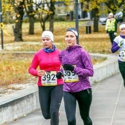 Pärnu Rannajooks - Riina Intsar (369), Kätlin Strikholm (392)