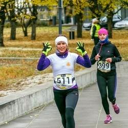 Pärnu Rannajooks - Maili Lillemägi (399), Janely Kuuskler-Adler (511)