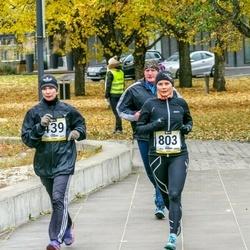 Pärnu Rannajooks - Ene Saagpakk (439), Anneli Tuisk (803)