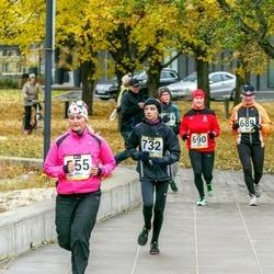 Pärnu Rannajooks - Lagle Mozessov (555), Katri Karindi (690), Linda Lepiku (732)