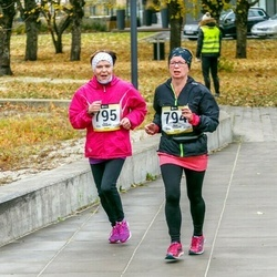 Pärnu Rannajooks - Seija Laitinen-Kusma (794), Auli Tuimala (795)